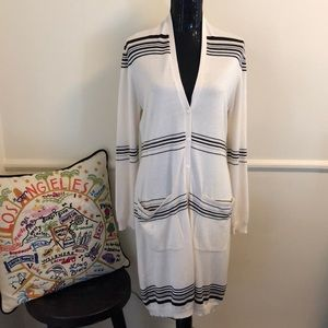 MaxMara silk/cashmere sweater dress
